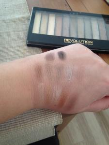 makeuprevolution pallette